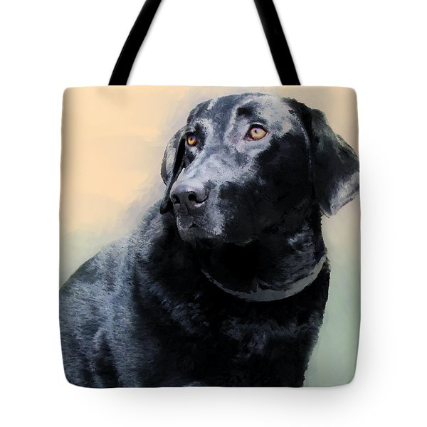 animals - dogs- Loyal Friend Tote Bag