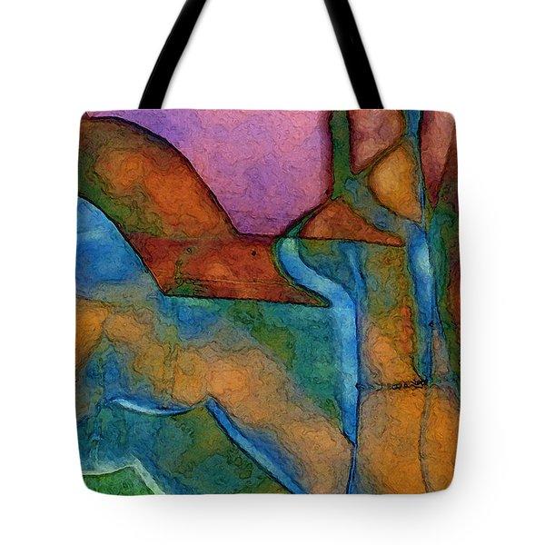Anklet Tote Bag