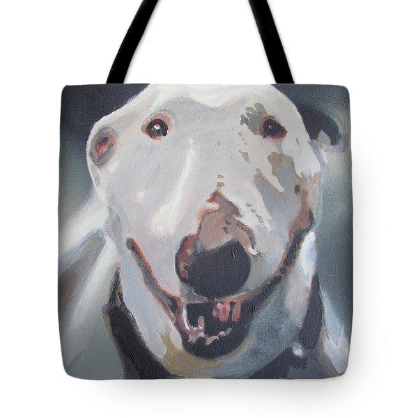 Anna The Bullie Tote Bag