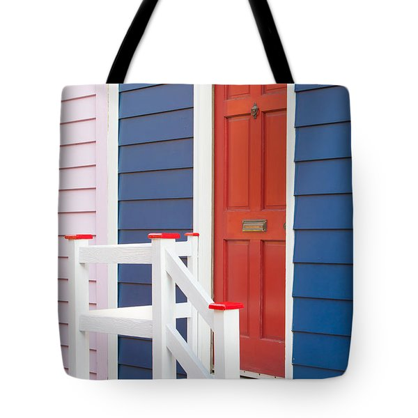 Annapolis Historic Homes IIi Tote Bag