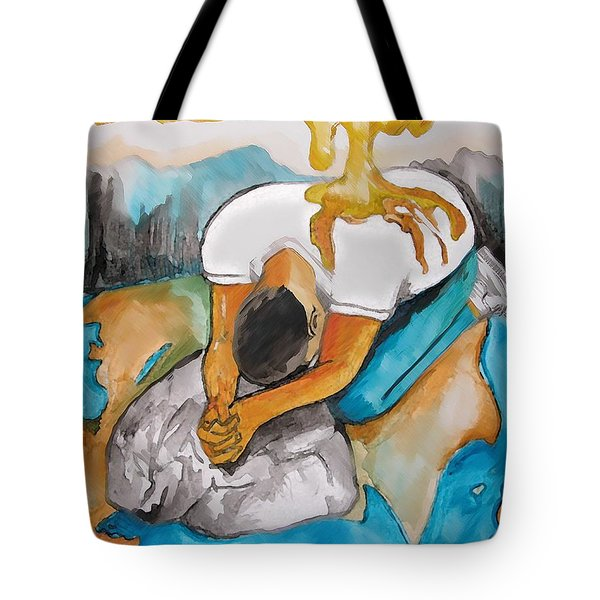 Anointed One Tote Bag