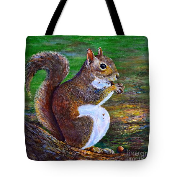 Another Acorn Tote Bag