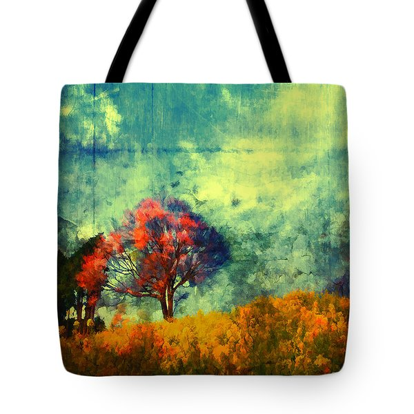 Another Chance Tote Bag