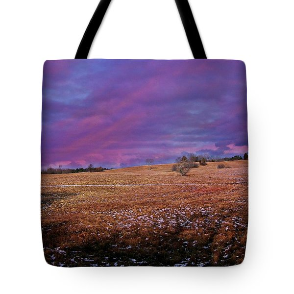 Another Day Tote Bag by Barbara S Nickerson