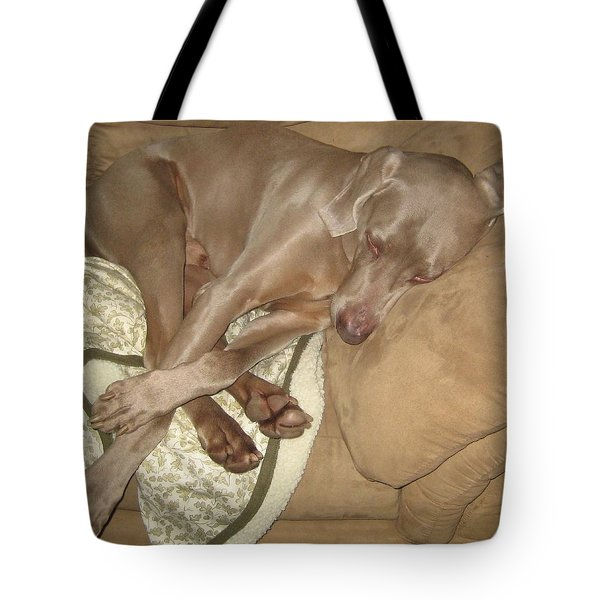 Another Dog Day Tote Bag