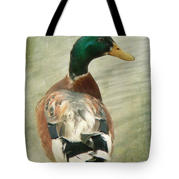 Another Duck ... Tote Bag
