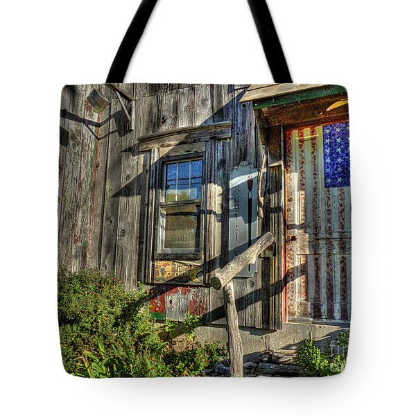 Another Faded Glory Tote Bag