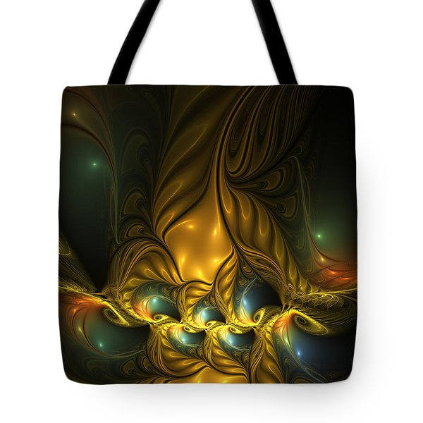 Another Mystical Place Tote Bag