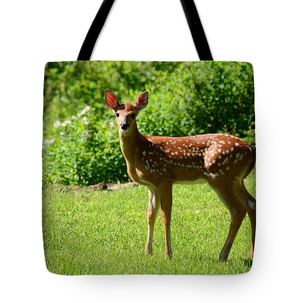 Another Reason To Love Spring Tote Bag
