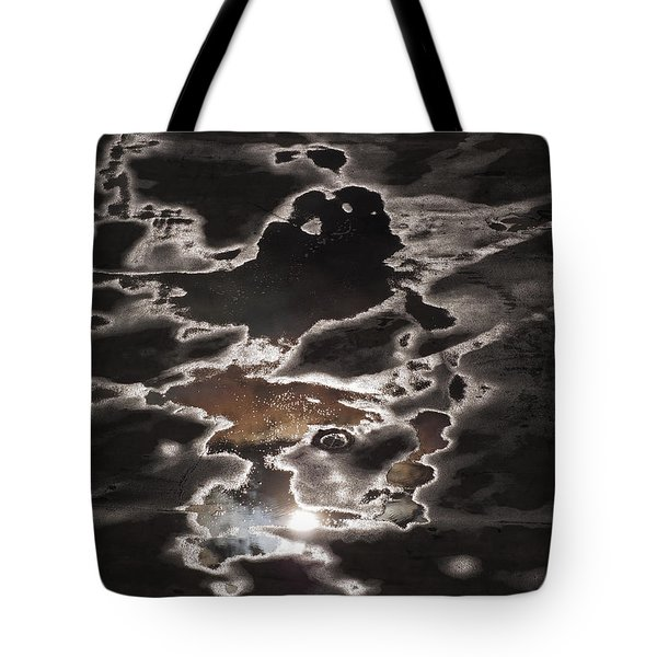 Tote Bag featuring the photograph Another Sky by Rona Black
