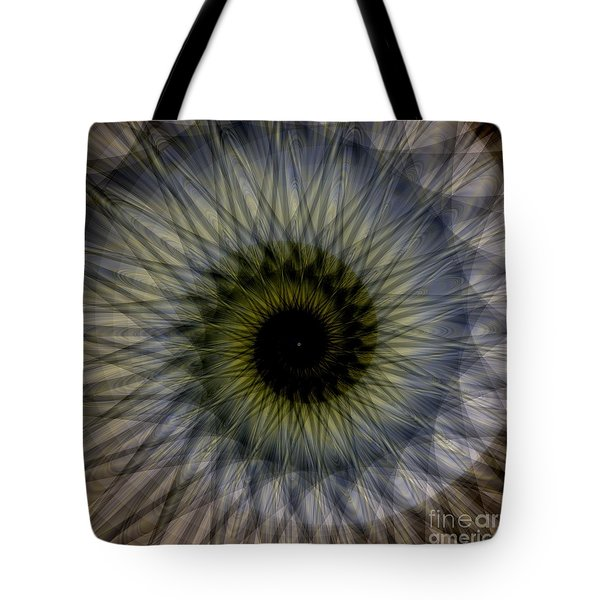 Another Spiral  Tote Bag by Elizabeth McTaggart