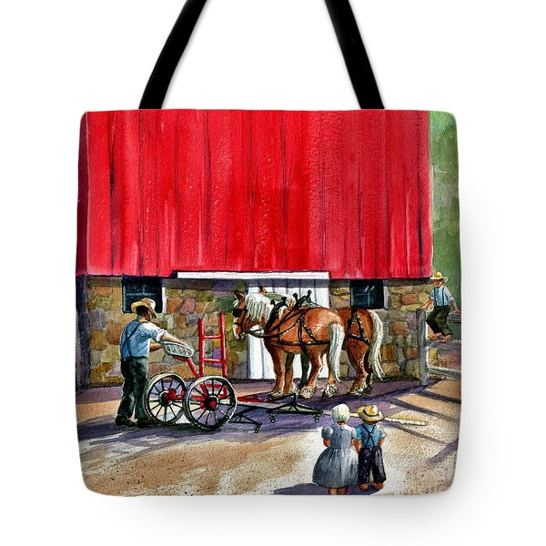 Another Way Of Life Tote Bag by Marilyn Smith