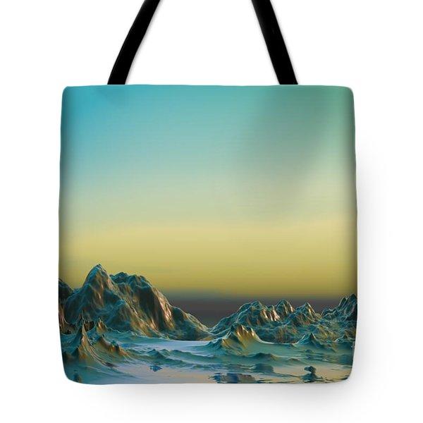Ante Somnum - Surrealism Tote Bag