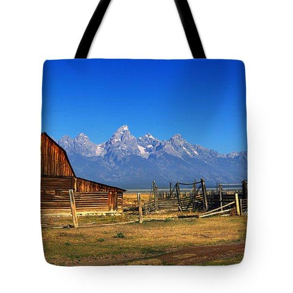 Antelope Barn Tote Bag