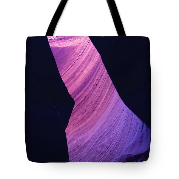 Antelope Canyon 10 Tote Bag by Jeff Brunton