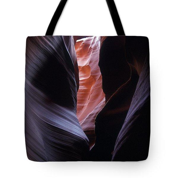 Antelope Canyon 5 Tote Bag by Jeff Brunton