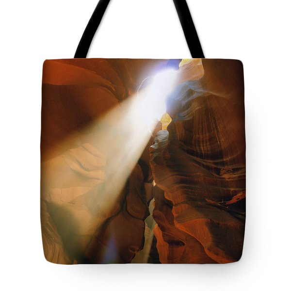 Antelope Canyon One Tote Bag