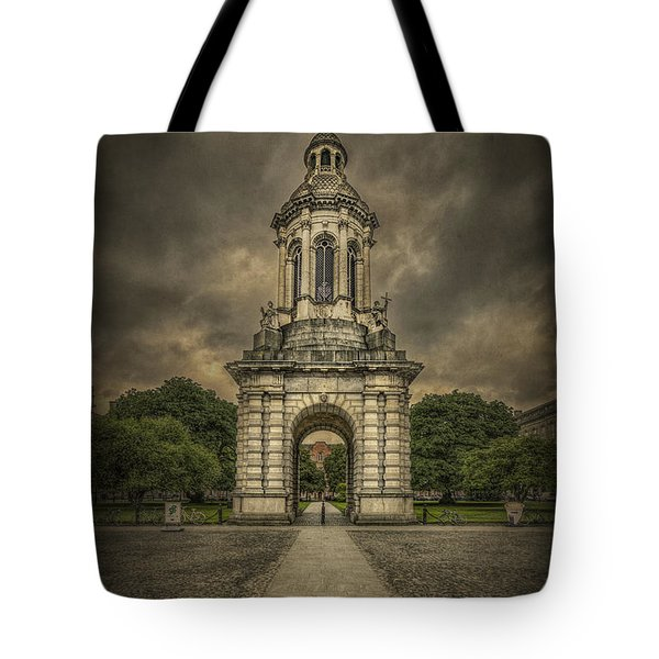 Anthem Of The Trinity Tote Bag