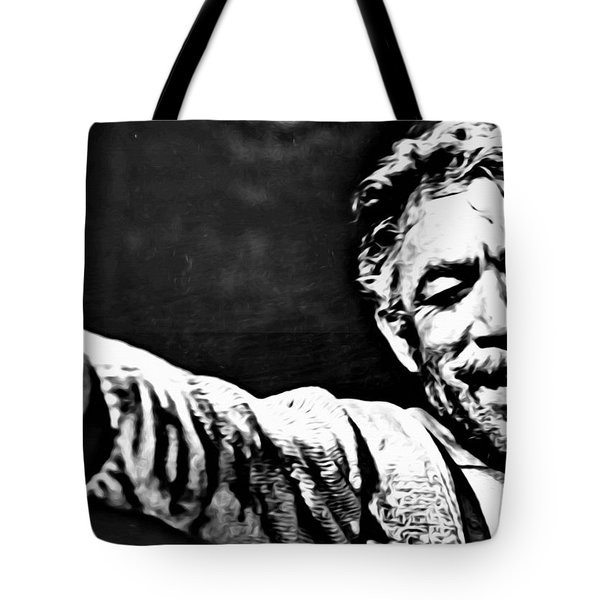 Anthony Quinn As Zorba Tote Bag
