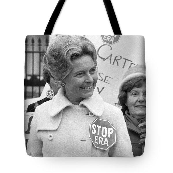 Anti Era Phyllis Schafly Tote Bag
