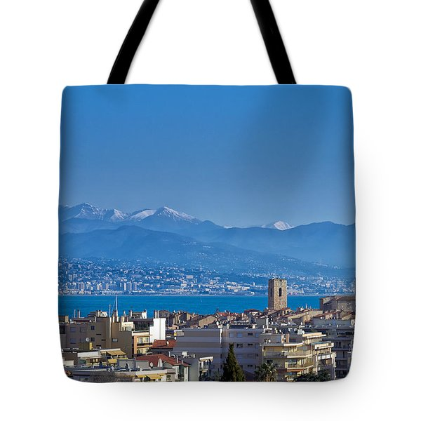 Antibes Tote Bag by Juergen Klust