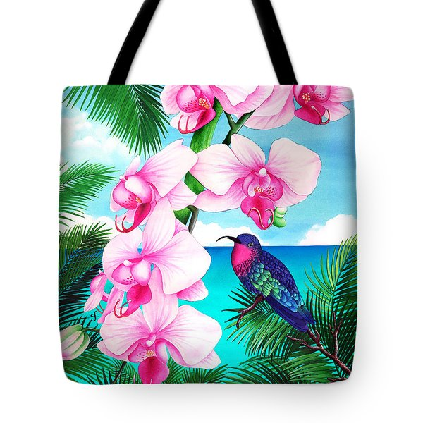 Anticipation Tote Bag by Carolyn Steele