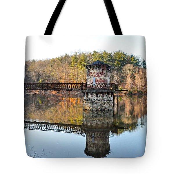 Antietam Lake - Reading Pa Tote Bag