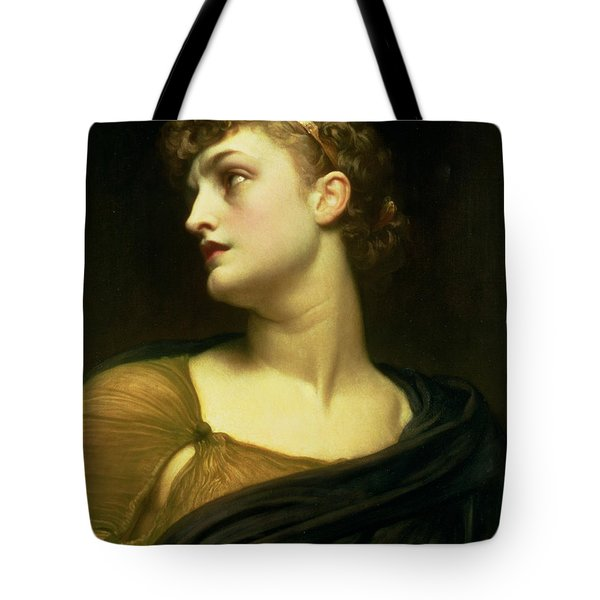 Antigone Tote Bag by Frederic Leighton