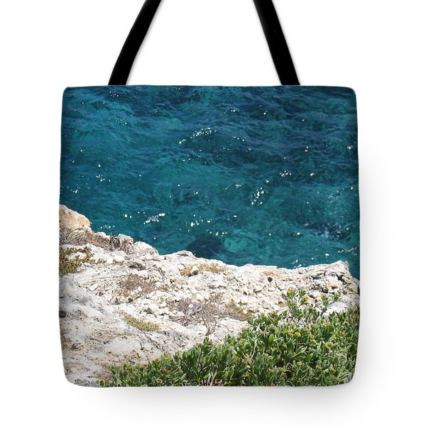 Tote Bag featuring the photograph Antigua - Flight by HEVi FineArt