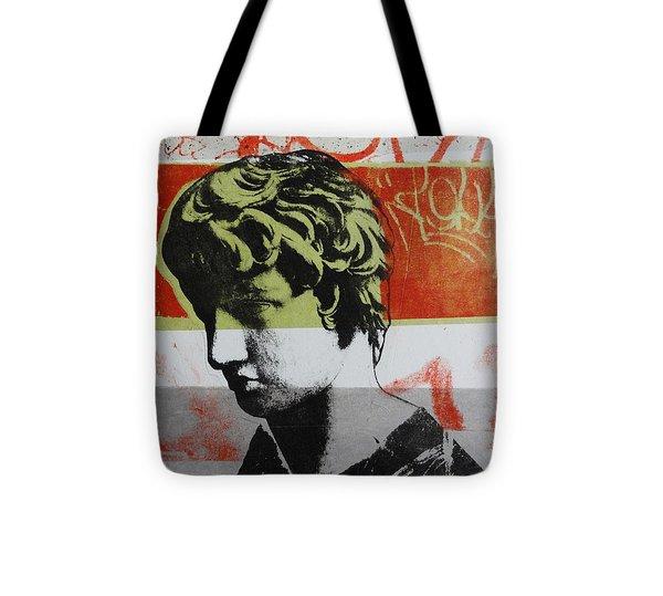 Antinous V Tote Bag by Carmine Santaniello