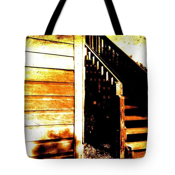 Antique Barn Tote Bag