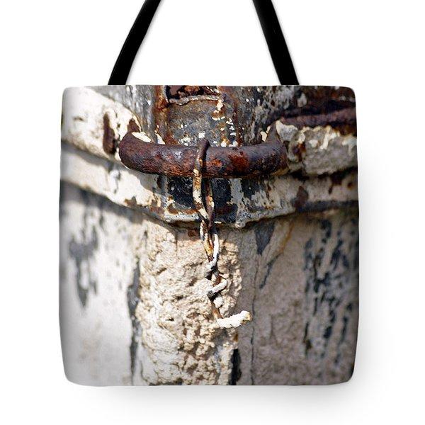 Antique Canoe Tote Bag