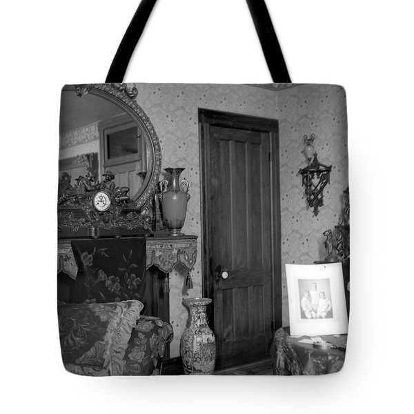 Antiques Pittsfield Home                                     Tote Bag