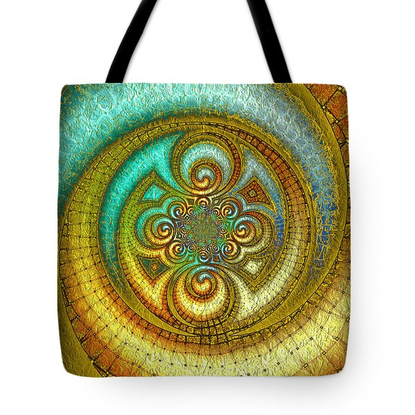 Antiquity's Gold 1 Tote Bag