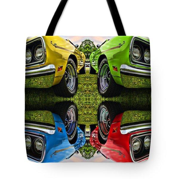Any Flavor You Like Tote Bag by Gordon Dean II