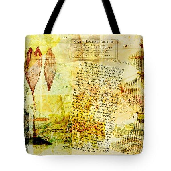 Anyone For Tea? Tote Bag by Sarah Vernon