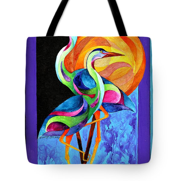 Anywhere Is Tote Bag by Sherry Shipley