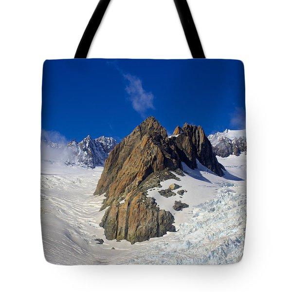 Aoraki Mount Cook Tote Bag by Venetia Featherstone-Witty