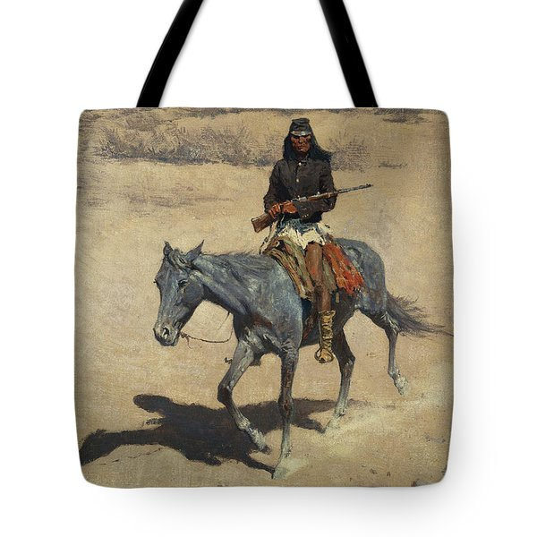 Apache Scout  Tote Bag