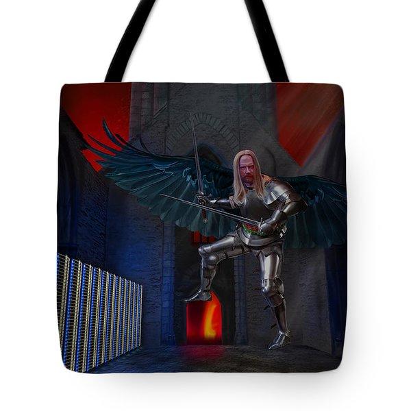 Apocalypsis Tote Bag