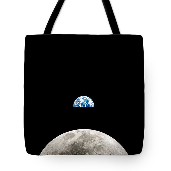 Apollo 11 First Man On The Moon Tote Bag
