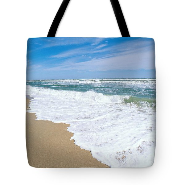 Apollo Beach Tote Bag by Millard H. Sharp
