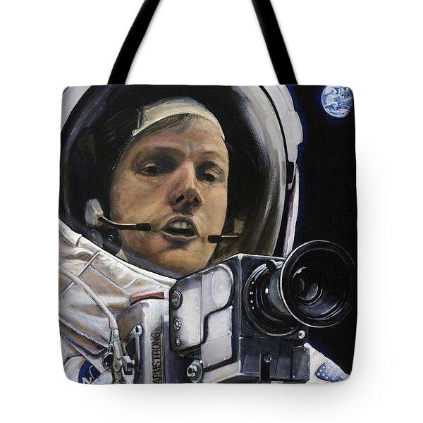 Apollo- For Mankind Tote Bag