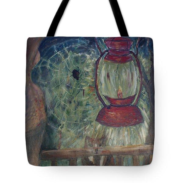 Appalachian Nights  Tote Bag by Avonelle Kelsey