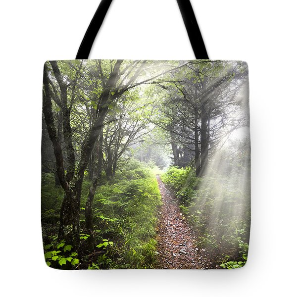 Appalachian Trail Tote Bag