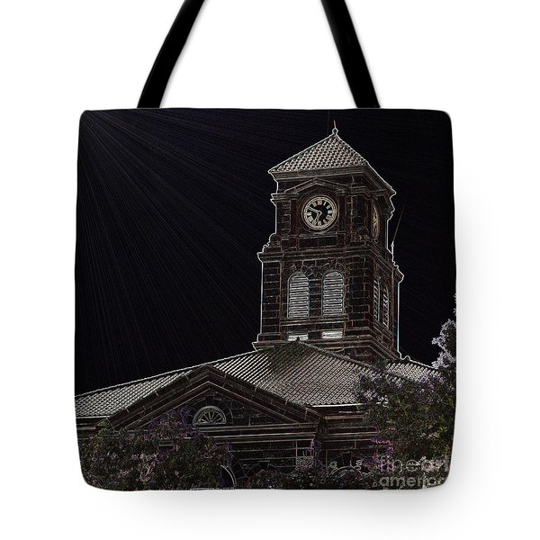 Appanoose County Courthouse Tote Bag