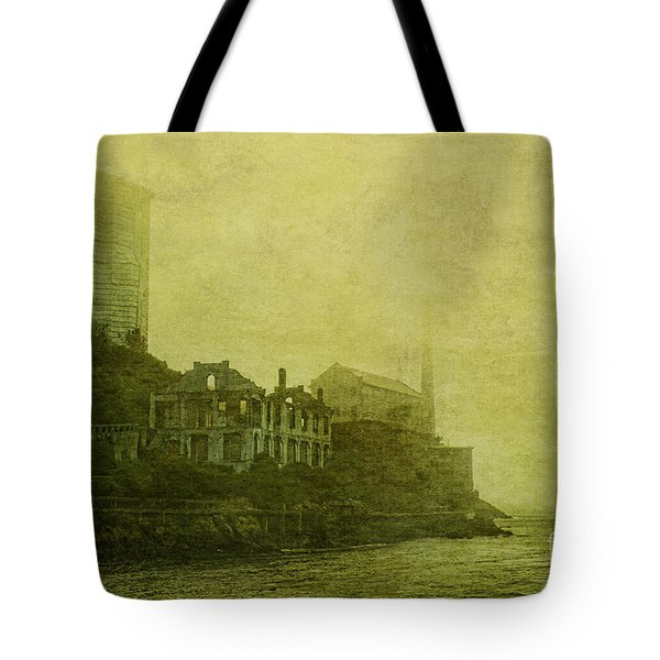 Apparating Horrors Tote Bag by Andrew Paranavitana