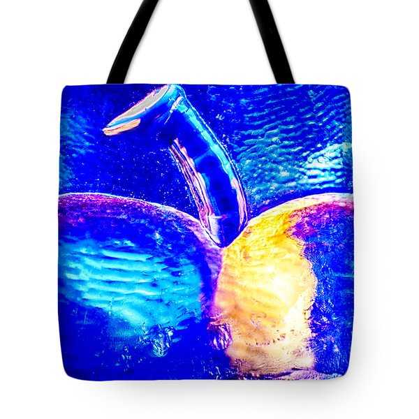 Apple Cup Tote Bag by Omaste Witkowski