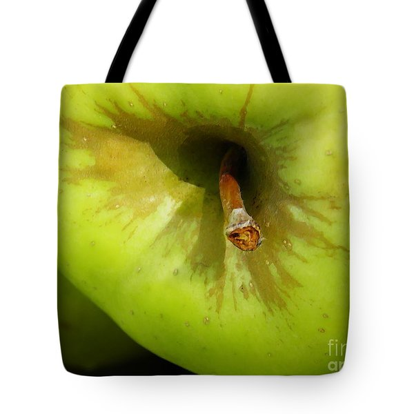 Apple Tote Bag by Sarah Loft