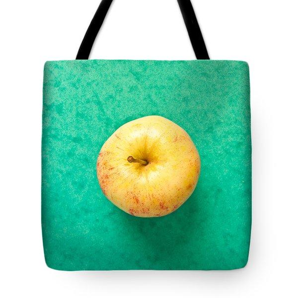 Apple Tote Bag by Tom Gowanlock